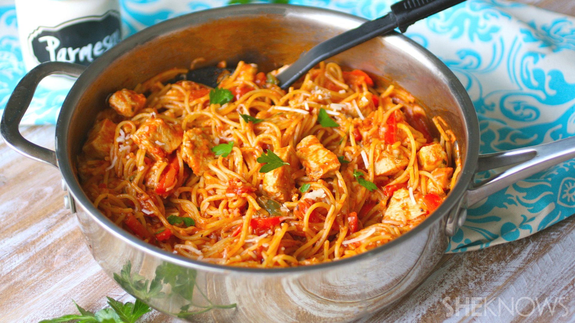 Chicken Spaghetti – Everything Country
