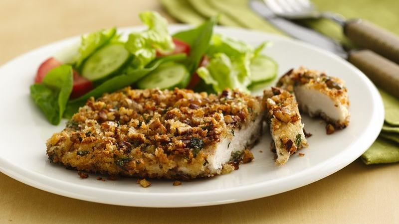 pecan-crusted-chicken