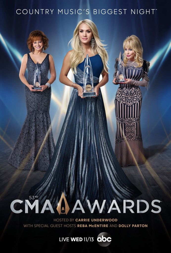 """Women In Country Music Unite For Groundbreaking Performances At """"THE 53RD ANNUAL CMA AWARDS"""" November 13 On ABC"""