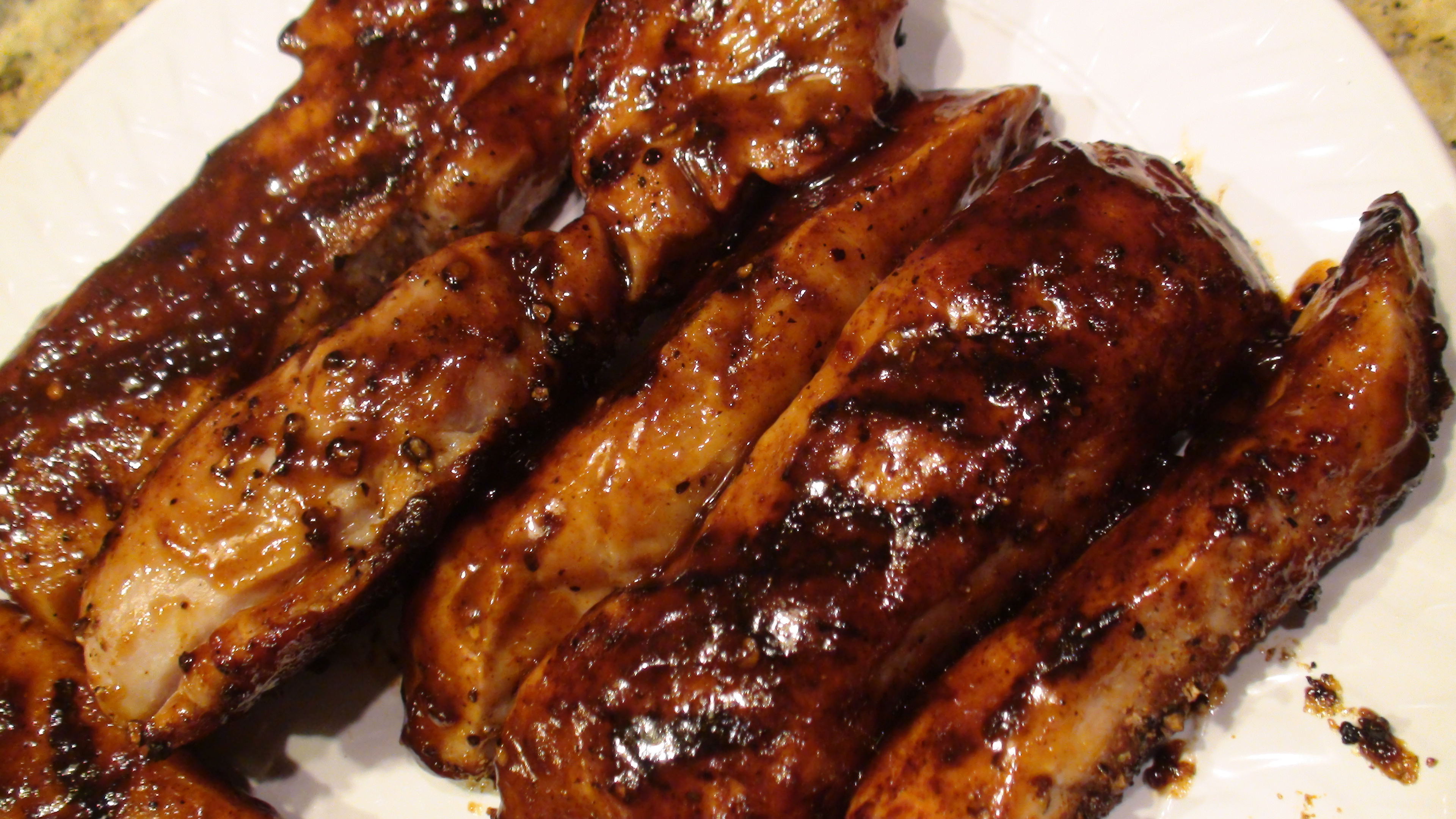 How to cook boneless bbq ribs in the oven fast