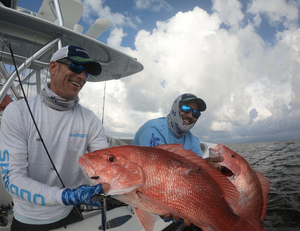 Shining success of red snapper restoration in Gulf may be reversed by the Gulf Fisheries Management Council's easing of bycatch restrictions on shrimpers.